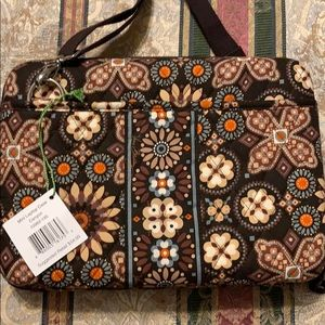 Vera Bradley Mini Laptop Case Canyon pattern
